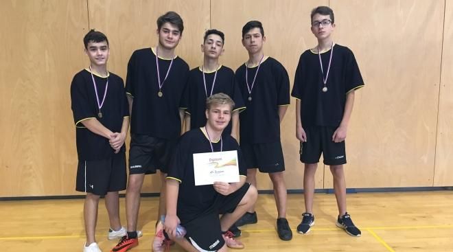 Skupinová fotka týmu
