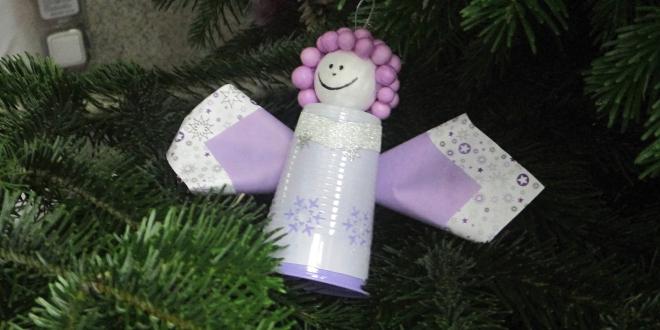 Nejkrásnější vánoční ozdoba