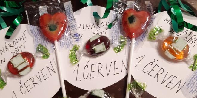 Mezinárodní den dětí ZŠ Jarošova