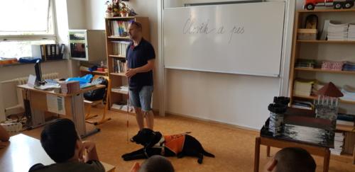 Člověk a pes - projektový den na 2. stupni f03