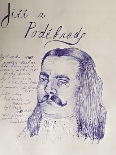 Král Jiří z Poděbrad 06