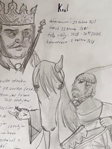 Král Jiří z Poděbrad 07