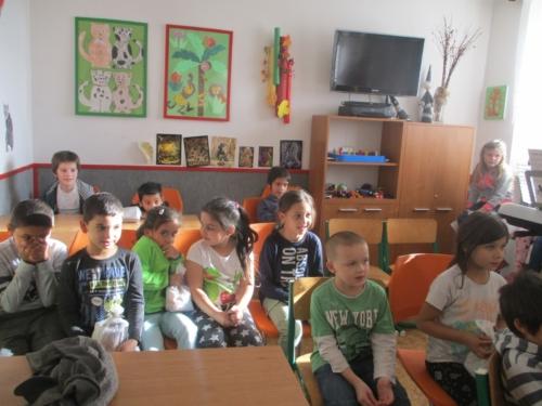 Mikuláš ve školní družině f01
