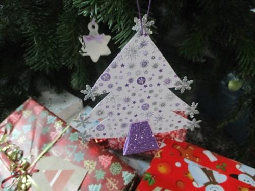 Nejkrásnější vánoční ozdoba f02
