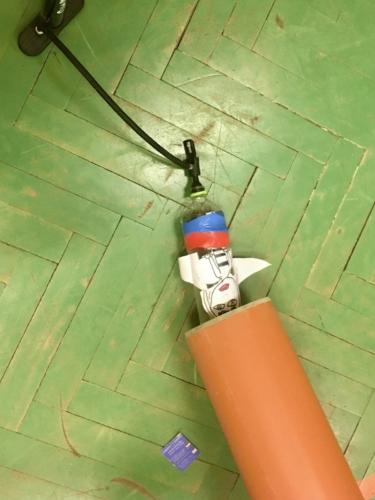 Odpalování raket - fyzika se zážitkem 04