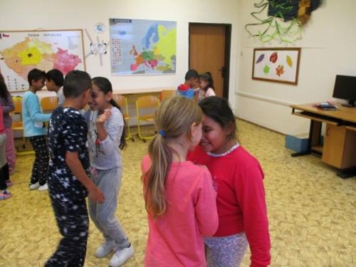 Pyžamový bál ve školní družině 01