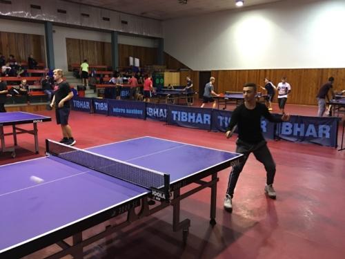 Turnaj družstev ve stolním tenise - 3. místo f02