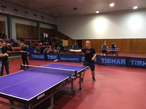Turnaj družstev ve stolním tenise - 3. místo f03