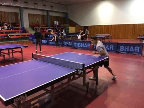 Turnaj družstev ve stolním tenise - 3. místo f04