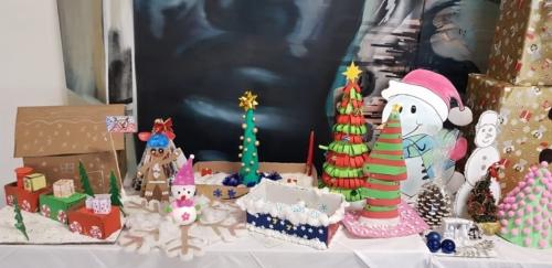 Výtvarná soutěž o nejkrásnější vánoční výrobek f02